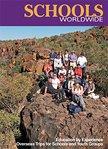 Latest Schools Worldwide Worldwide brochure cover