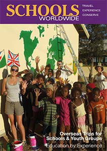 Latest Schools Worldwide Worldwide brochure cover